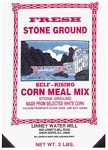 Linney Mills Stoneground Yellow Cornmeal - 2lbs